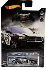 2018 Hot Wheels 80 yrs of Batman #1 '11 Dodge Charger R/T Batman vs Superman