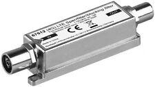 filtro di blocco lte per dvb-t spina-presa coassiale digitale terrestre 67512