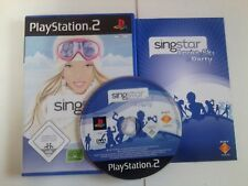 SingStar: Après-Ski Party (Sony PlayStation für PS2 u. PS3 Karaokeparty perfekt!