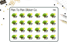 1198~~Play Outside Planner Stickers.