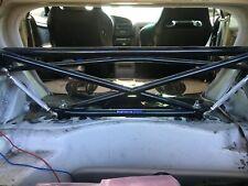 MASON ENG  E36 RACING STL. REAR X BRACE & UPPER 3 PC BAR & FLOOR  SUPPORT  KIT