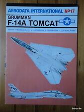 AERODATA INTERNATIONAL N 17 F-14A TOMCAT
