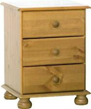 Country 56cm-60cm Bedside Tables & Cabinets with 1 Drawer