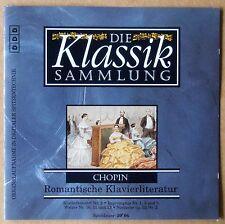 Chopin - Romantische Klavierliteratur - Klassik Sammlung 55 - CD