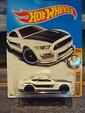 New Hot Wheels Ford Shelby Gt350R. Muscle Mania Collection