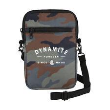 Dynamite Forever Satchel Camo Crossbody Skate Travel Bum Bag