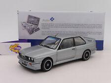 """Solido 1801506 # BMW M3 E30 Baujahr 1990 in """" silbermetallic """" 1:18 NEUHEIT !"""