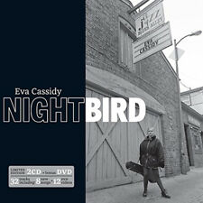 EVA CASSIDY NIGHTBIRD 2 CD AND DVD NEW LIMTED EDITION