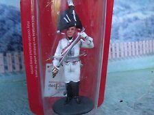 1/32  Del Prado   Prussian Officer, French Garde du Corps, 1806 metal figure