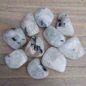 Crystal Tumblestones 20-30mm Tumbled Semi Precious Healing Polished Gemstone x 1