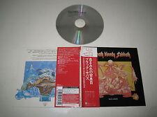BLACK SABBATH/SABBATH BLOODY SABBATH(SANCTUARY/WWA 005)CARDBOARD JAPAN CD+OBI