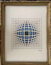 Victor Vasarely Print Signée et numérotée + certificat