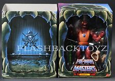 2016 MOTU Clawful 2.0 Masters of the Universe Classics Filmation Club Grayskull