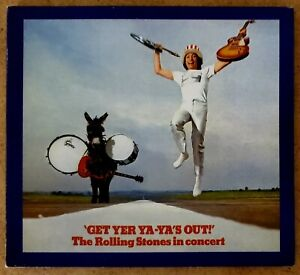 The Rolling Stones - Get Yer Ya-Ya's Out! (Digipak CD)