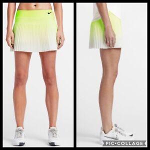 Nike Women's Premier Victory Skort pleated tennis skirt sz small  801619 EUC