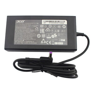 Genuine 19V 7.1A 135W AC Adapter Charger Acer Nitro 5 AN515-54-51KB NH.Q59EC.01D