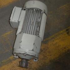 SEW-EURODRIVE 230/460V, 3.9/1.95A, 1HP, HELICAL IN-LINE GEAR MOTOR R32DT80N4