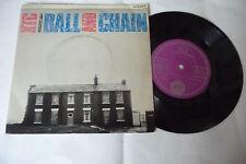 "XTC"" BALL AND CHAIN- DISCO 45 GIRI EP VIRGIN UK 1982"""
