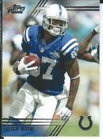 2014 Topps Prime Colts Card: Reggie Wayne -WR- Card #18 - BUY 1 GET 2 FREE