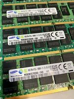 256GB 16x16Gb PC3L-12800R DDR3-1600 ECC DELL R620 Upgrade Memory RAM