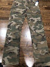 Big Boys Polo Ralph Lauren Size 16 Camo Jeans Nwt