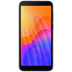 "Huawei Y5p 32GB Midnight Black NEU Dual SIM 5,45"" Smartphone Android Handy OVP"
