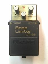 Boss Roland LM-2B Bass Limiter Compressor Rare Vintage Guitar Effect Pedal