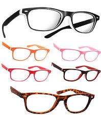"Glasses Clear Lens Unisex Classic Fashion Unisex  Style 80"" Rubi"