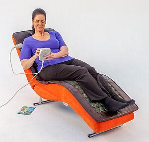 HealthyLine Jade Tourmaline Mat Spa Yoga Heat Therapy FIR Negative Ions Pad