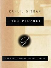 The Prophet (Kahlil Gibran Pocket Library Series)-ExLibrary