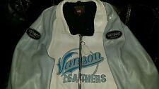 Vanson Leathers Gray Blue Jacket Vintage size 62
