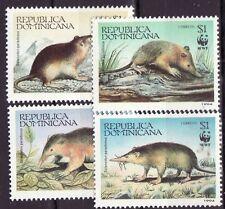 Dominicana 1994 - MNH - Dieren / Animals WWF/WNF