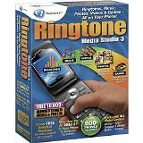Avanquest Ringtone Media Studio version 3 Retail Box  Create Free Ringtones