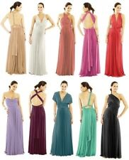 Infinity / Convertible / Multiway  Long Dress / Gown