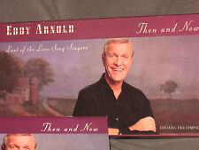 "EDDY ARNOLD ""LAST OF THE LOVE SONGS"" THEN & NOW CD BOX SET 1993 W/BOOKLET RHTF"