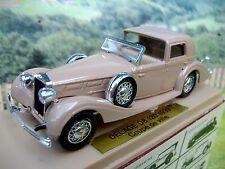 1/43  Solido (France)  Delage D8 120 1939