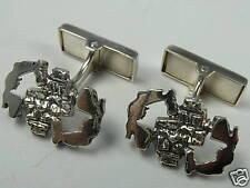 Kultaseppa Salovaara Ky Finland Top Designer Cufflinks from 925 Silver