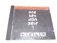Van Katoen - Doe Het Dan Zelf ! * HOLLAND CD 2002 *