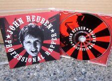 JOHN REUBEN autograph Toby Mac rap Professional Rapper CD hip hop 2003 Christian