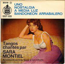 "SARA MONTIEL ""TANGOS"" 60'S EP HISPA VOX 25510"