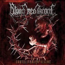 Blood Red throne - Brutalitarian Regime