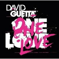 "DAVID GUETTA ""ONE LOVE"" CD 16 TRACKS NEU"