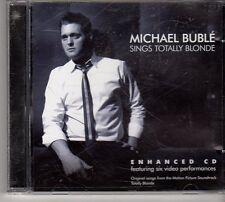 (FD346B) Michael Bublé, Sings Totally Blonde - 2008 ECD