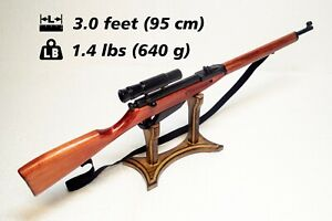 """wooden toy """"Sniper Mosin Nagant rifle"""" replica weapon toy rifle gift"""