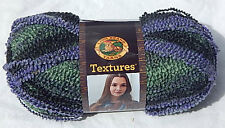 """Lion Brand """"Textures Yarn"""" in Mystical Moors - NEW Smoke Free Home Worsted (4)"""