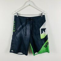 Quiksilver Mens Board Shorts Size 30 Aussie Surfwear Summer Swim Shorts