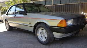 Ford XD Fairmont  ' ESP REFLECTIVE PINSTRIPE '