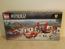 Lego Speed Champions 75889 Ferrari Ultimate Garage - Brand New and Sealed