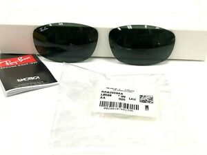 AUTHENTIC RAY-BAN RB3119 004 62MM REPLACEMENT GREEN LENSES
