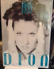 Celine Dion 1999 Calendar Oliver Books, London New 12 by 18 inches